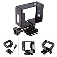 Action Camera Accessories Standard Protective Frame Housing Case Basic Mount Screw Kit For Gopro Hero 3/3+/4