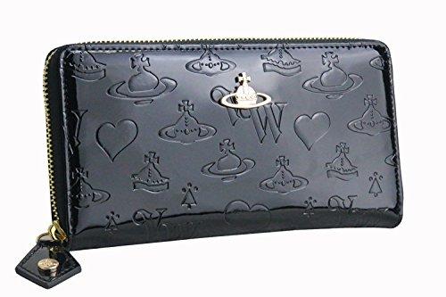 Vivienne Westwood ヴィヴィアンウエストウッド財布 長財布 [並行輸入品] (55310, BLACK)
