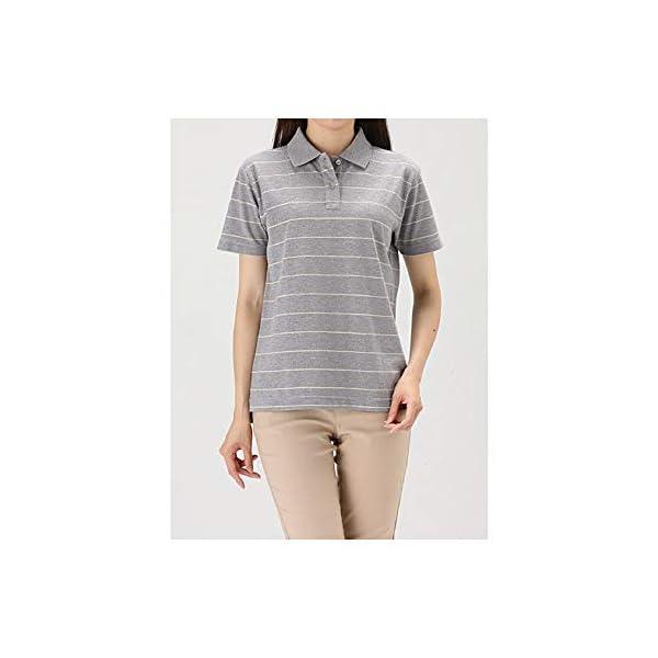 [セシール] ポロシャツ UVカットレディス...の紹介画像43