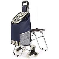 トロリー家庭用品ポータブルショッピング荷物高齢者に適した妊婦軽量ショッピングカート35L
