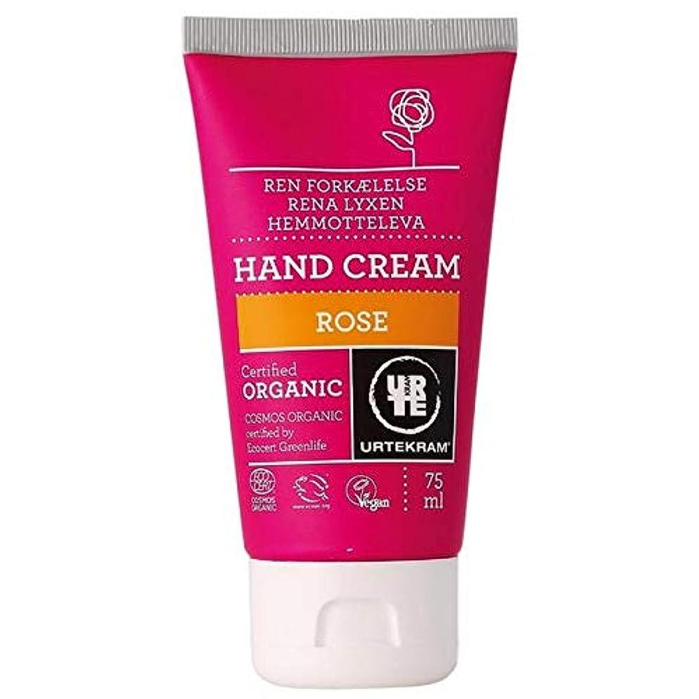それ利用可能黒板[Urtekram] Urtekramハンドクリーム75ミリリットルをバラ - Urtekram Rose Hand Cream 75ml [並行輸入品]
