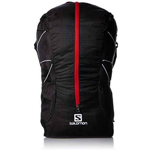 [サロモン] バックパック S-LAB PEAK 20 L37995900 BLACK/BRIGHT RED