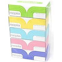 nepia(ネピア) ミニティッシュボックス 5パックセット