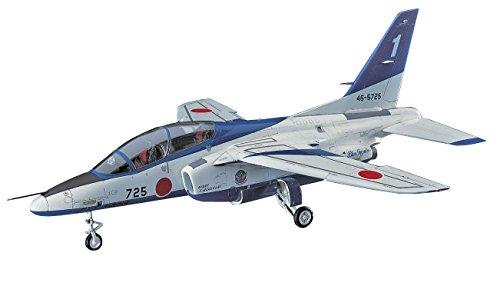 ハセガワ 1/48 航空自衛隊 川崎 T-4 ブルー インパルス プラモデル PT16