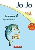 Jo-Jo Sprachbuch - Aktuelle allgemeine Ausgabe. 3. Schuljahr - Sprachfoerderheft