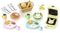 シルバニアファミリー(Sylvanian Families) 朝食セット[並行輸入品]