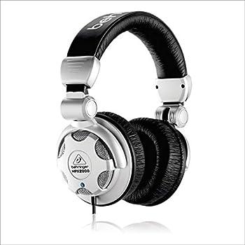 ベリンガー ヘッドホン HPX2000 DJ スタジオモニター