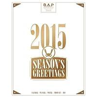 B.A.P 2015 Seasons Greeting Calendar