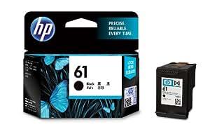 HP 61 インクカートリッジ 黒 CH561WA