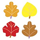 Trend Enterprises トレンド superShapes Stickers Autumn Leaves 【ごほうびシール】 落ち葉 ご褒美シール (800枚入り) T-46064