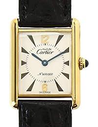 c81c618ae9 カルティエ Cartier マストタンク ヴェルメイユ レディース 腕時計 ...