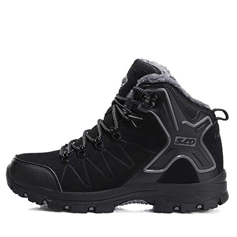 不誠実季節セミナー[TcIFE] トレッキングシューズ メンズ 防水 防滑 ハイカット 登山靴 大きいサイズ ハイキングシューズ メンズ 耐磨耗 ハイキングシューズ メンズ 通気性 スニーカー