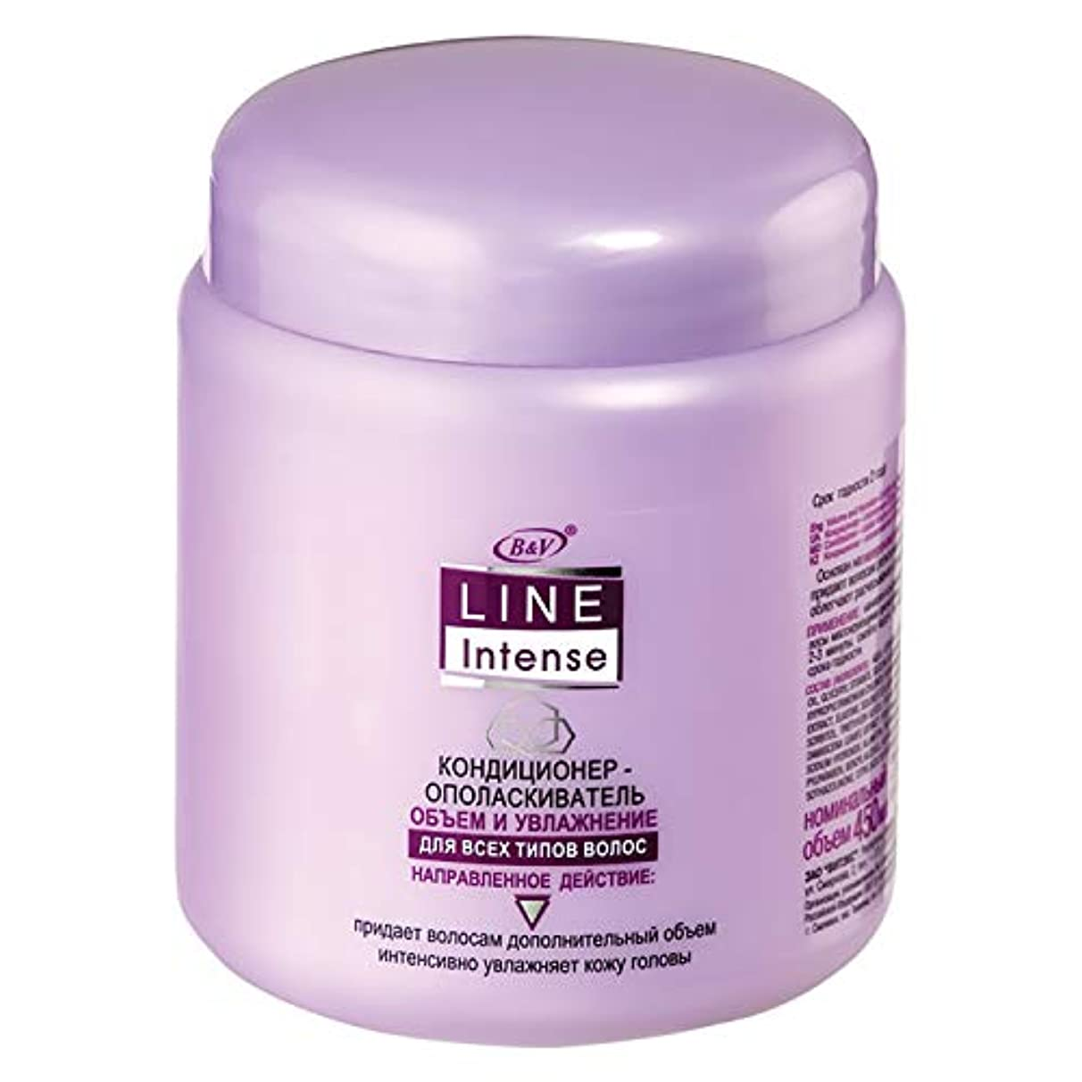 責ゴールデンとは異なりBielita & Vitex | LIFT INTENSE | Volume and Hydration Conditioning Rinser for all hair types | 450 ml