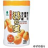 紀陽除虫菊7-2542-03入浴剤(湯の宝)ラベンダーの香り700g