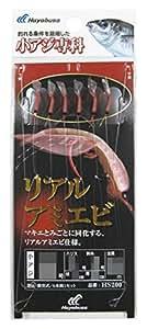 ハヤブサ(Hayabusa) HS200 小アジ専科 リアルアミエビ   4-0.8