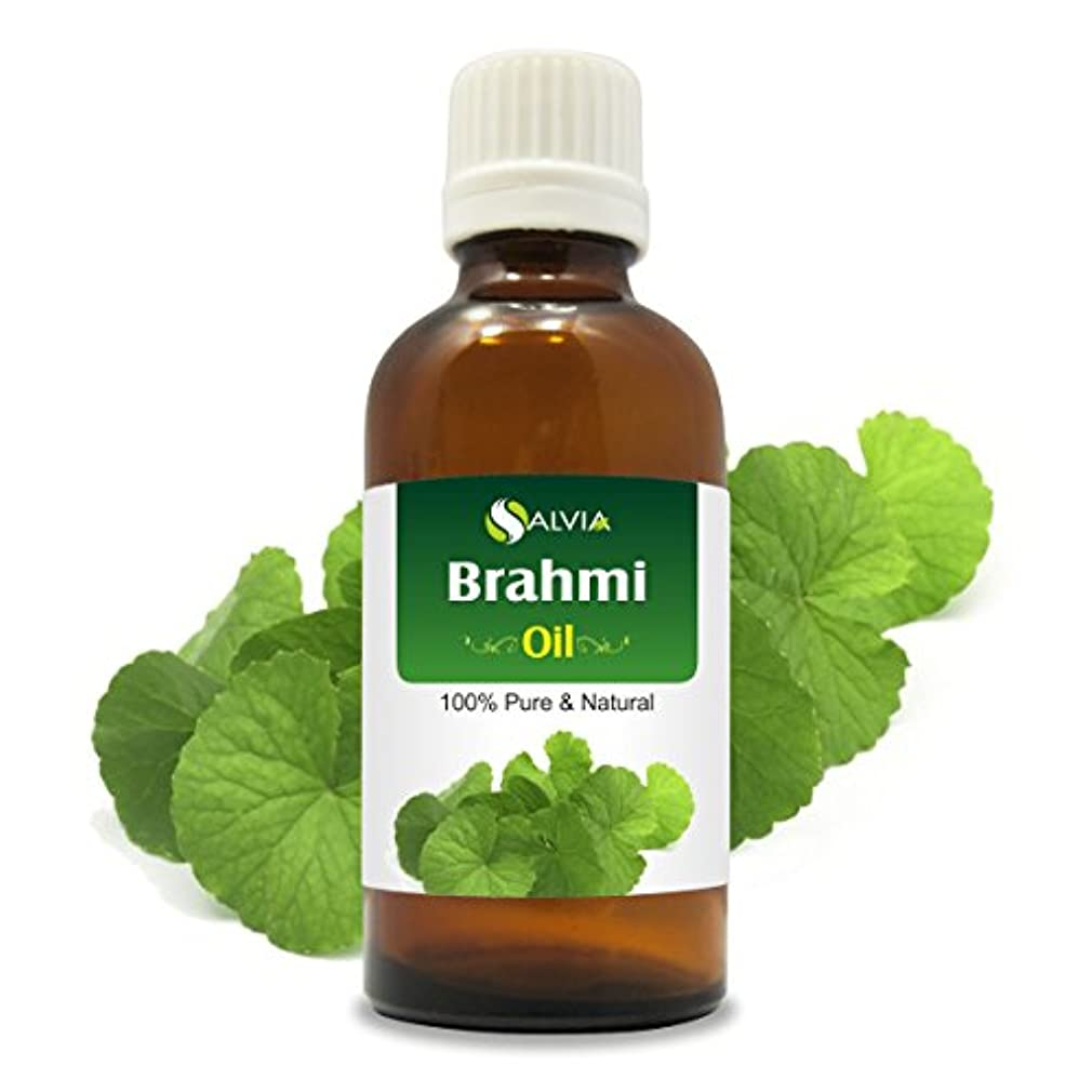 佐賀商人受付BRAHMI OIL 100% NATURAL PURE UNDILUTED UNCUT OIL 30ML