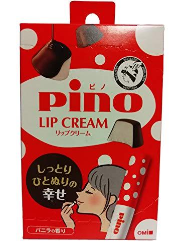 限定販売品【近江兄弟社】メンターム リップピノ/ピノ リップクリーム