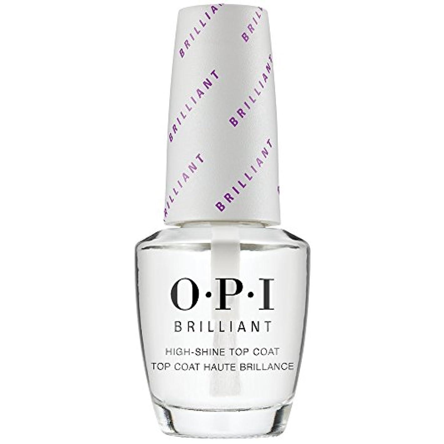 懐疑的風が強い知恵OPI(オーピーアイ) オーピーアイ ブリリアント トップコート