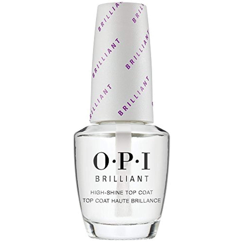 ソロ期待して署名OPI(オーピーアイ) オーピーアイ ブリリアント トップコート