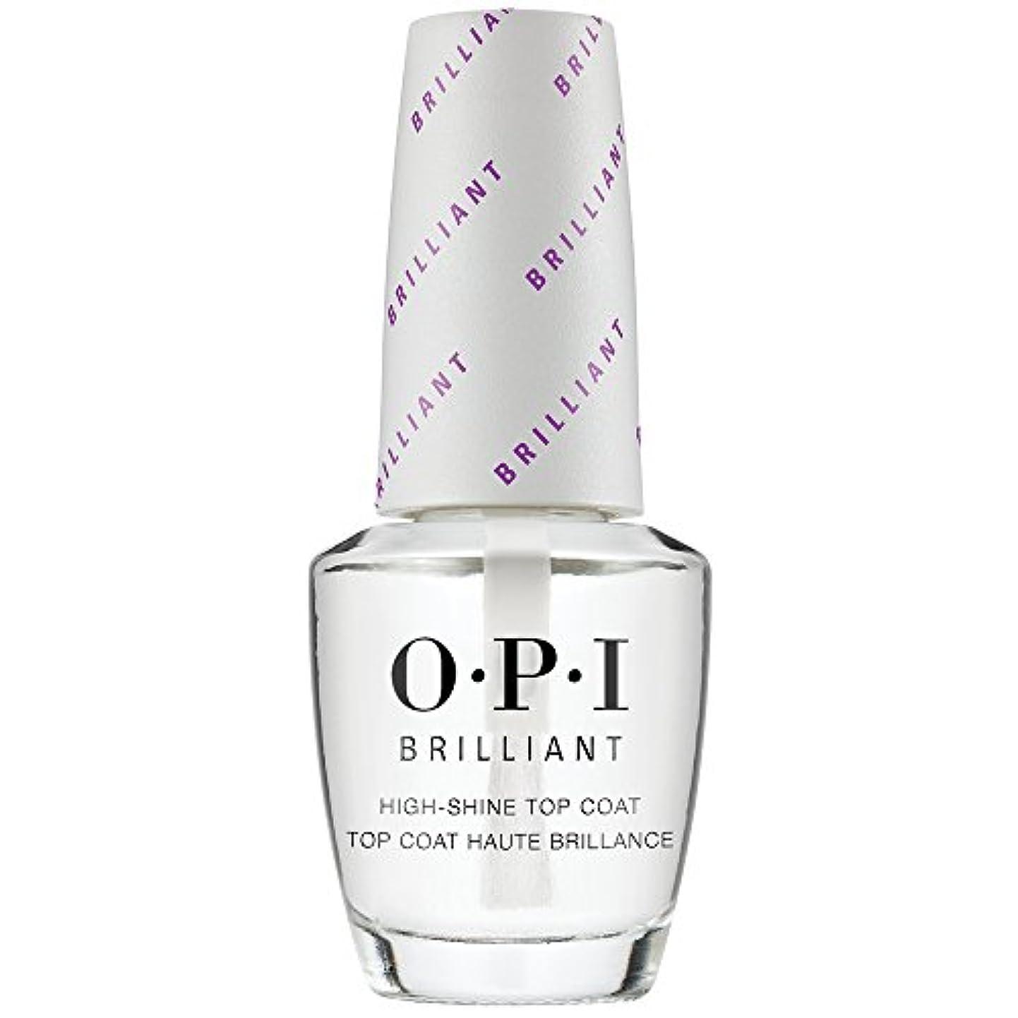 会社占める入植者OPI(オーピーアイ) オーピーアイ ブリリアント トップコート