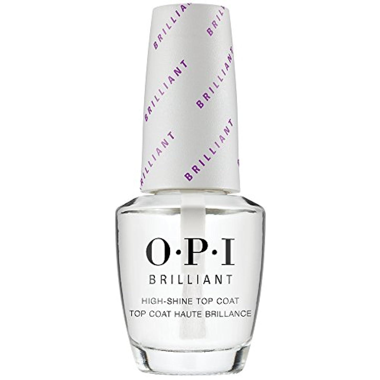 尊敬文字頭OPI(オーピーアイ) オーピーアイ ブリリアント トップコート