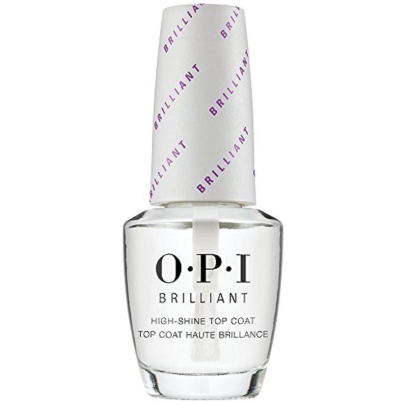韓国語小包老人OPI(オーピーアイ) オーピーアイ ブリリアント トップコート