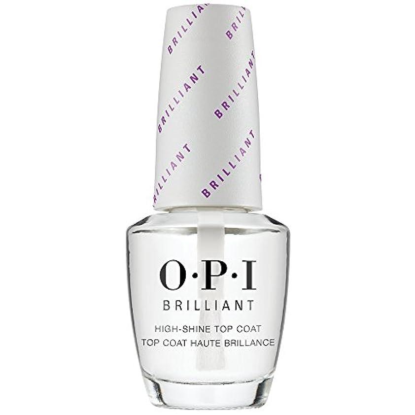 荒れ地水曜日爵OPI(オーピーアイ) オーピーアイ ブリリアント トップコート