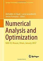 Numerical Analysis and Optimization: NAO-IV, Muscat, Oman, January 2017 (Springer Proceedings in Mathematics & Statistics)