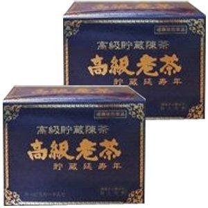 共栄  高級老茶 (5gX34包)x2個