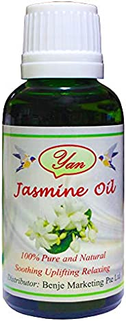 yan 100% Pure and Natural Jasmine Oil