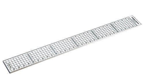 カッティングスケール (30cm) ステンレスエッジ加工