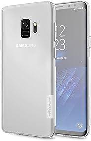 Samsung Galaxy S9 Case, Nillkin [Nature Series] Ultra Thin Slim Fit Crystal Transparent Flexible Soft TPU Case