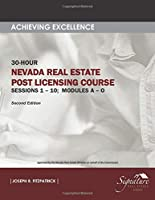 Achieving Excellence: 30-Hour Nevada Real Estate Post-Licensing Course