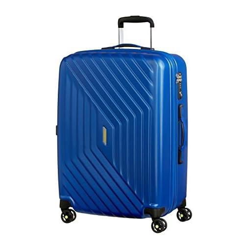 [アメリカンツーリスター] スーツケース AIR FORCE 1 エアフォース1 スピナー66 エキスパンダブル 無料預入受託サイズ  保証付 69L 66cm 3.8kg 18G*01002 01 インシグニアブルー