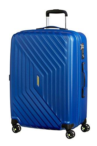 [アメリカンツーリスター] スーツケース AIR FORCE 1 エアフォース1 スピナー66 エキスパンダブル 無料預入受託サイズ 保証付 69.0L 66cm 3.8kg 18G*01002 01 インシグニアブルー