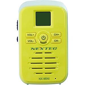 F.R.C NEXTEC(ネクステック) 特定小電力トランシーバー NX-MINIYW NI-MINI YW