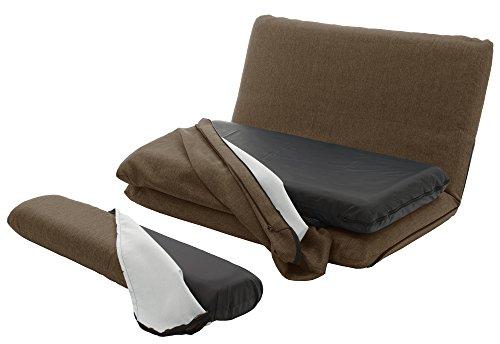 セルタン カバーリング ソファベッド 「MORIITO」ダリアンブラウン DMT3-561BR