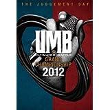 V.A「ULTIMATE MC BATTLE GRAND CHAMPION SHIP 2012 -THE JUDGEMENT DAY- 」