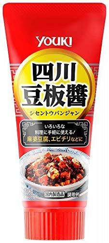 ユウキ食品 四川豆板醤 チューブ 100g×10本入
