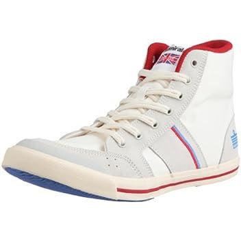 Inomer Hi SJAD0706: White / Tricolor