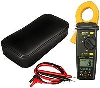 GTC cm600600アンペアAC / DC電流クランプメーター