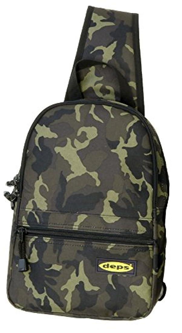 最後に廃止する最後にデプス ワンショルダーバッグ deps One Shoulder Bag