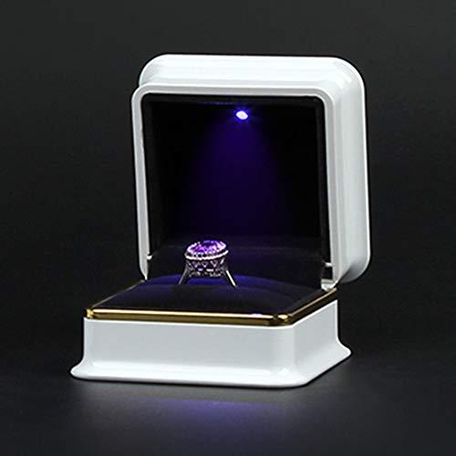 プロポーズ LED指輪ケース リングケース