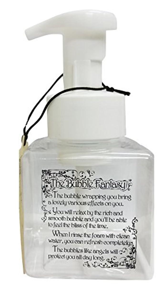 観察病的ウッズクルー 泡リフィルボトル250ml(プリントクリアー)