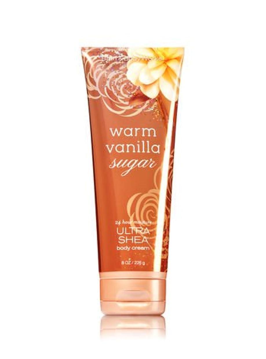 関与する絶壁トリップBath & Body Works バスアンドボディワークス ボディクリーム 並行輸入 (Warm Vanilla Sugar)