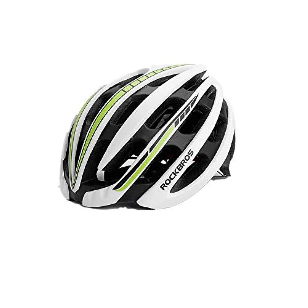過度の文化ペルソナOkiiting ファッションサイクリングヘルメット自転車ヘルメット高密度材料の衝撃抵抗を減らす抵抗を減らすヘッドの安全性 うまく設計された