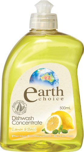 アースチョイス ディッシュウォッシュ レモン&バジル 500ml