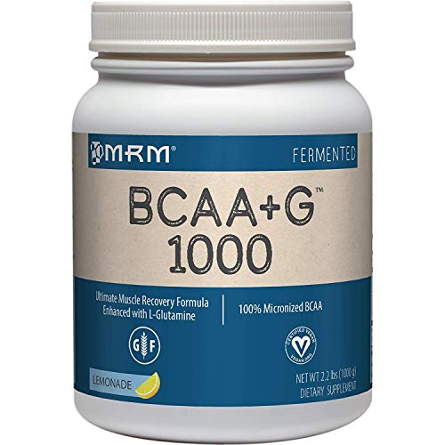 MRM BCAA+G1000 レモネード味 1kg B00EN7UGNM 1枚目