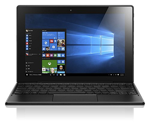Lenovo 2in1 タブレット ideaPad Miix 310 80SG00APJP/Windows 10/Office Mobile搭載/4GB/64GB/10.1インチ(2016年モデル)