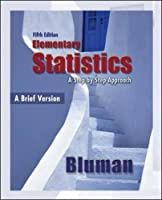 Elementary Statistics: A Brief Version【洋書】 [並行輸入品]